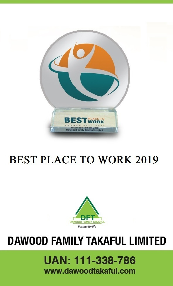 dftl- Best Place to Work 2019 Award